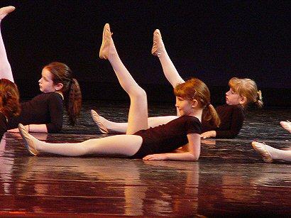 Anya's dance